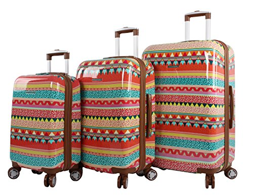 lily-bloom-hardside-3-piece-expandable-design-pattern-spinner-luggage-for-woman-on-the-prowl