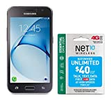 Net10 Samsung Galaxy Luna 4G LTE Prepaid Smartphone Review and Comparison