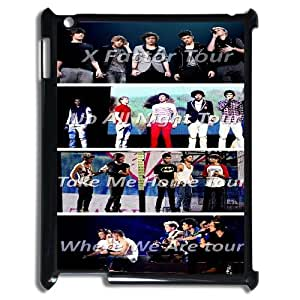[QiongMai Phone Case] For Ipad 2/3/4 Case -Famous One Direction Music Band-Case 19