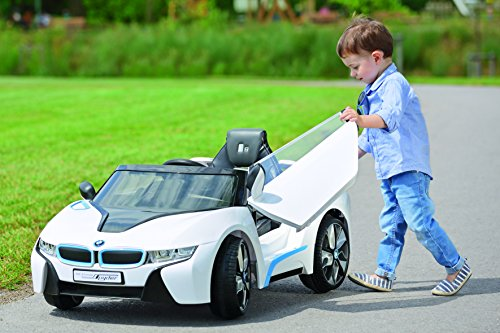 BMW i8 Spyder Cabrio Elektro Kinderauto Kinderfahrzeug Kinder Elektroauto Kinderauto