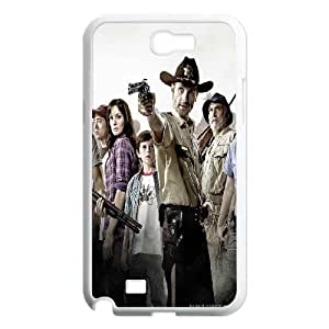 Samsung Galaxy Note 2 N7100 Phone Case The Walking Dead Nw1935