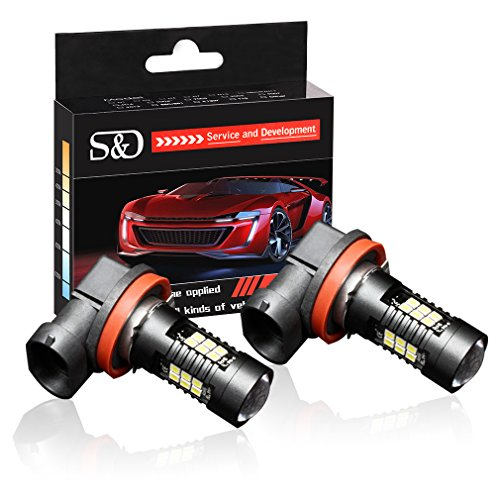 H8 Led Fog Light Review in US - 8