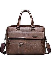 حقيبة للرجال-بني داكن - حقائب عمل