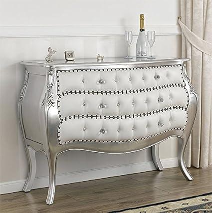 Como cassettone bombato Brilliant stile Barocco Moderno foglia ...