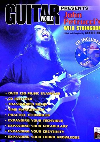 Guitar World Presents John Petrucci's Wild Stringdom: Book & CD PDF