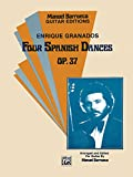 img - for Four Spanish Dances, Op. 37 book / textbook / text book