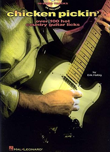 Hot Country Guitar Licks (Chicken Pickin' (Guitar Educational))