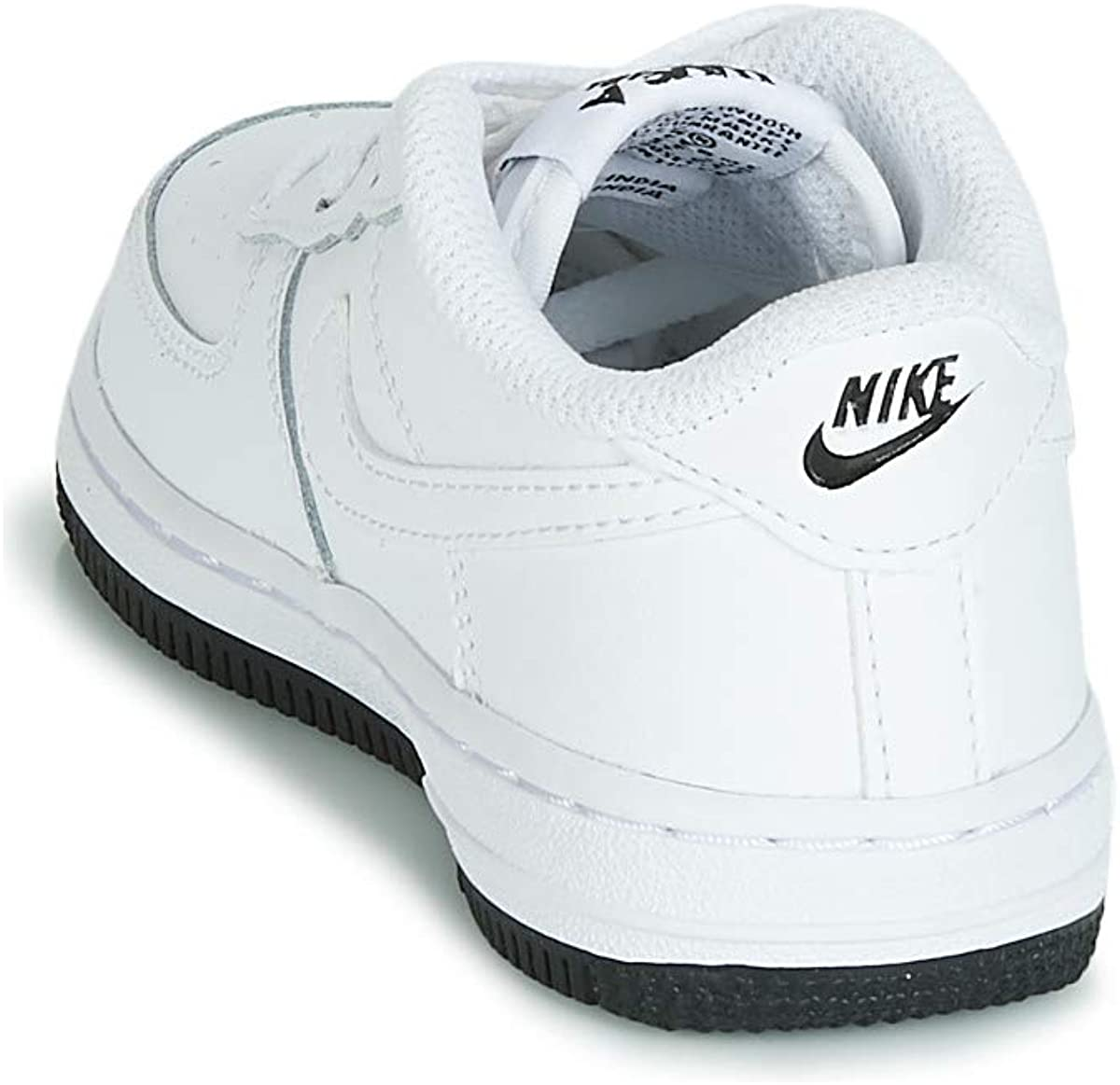 Nike AIR Force 1 LV8 2 Baskets Mode Enfant BlancNoir
