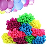 Water Fight Balloons Bunch by Filling Water 370 PCS for Kids Girls Boys Swimming Pool Outdoor Summer Fun