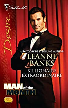 Billionaire Extraordinaire 0373769393 Book Cover