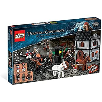 LEGO Pirates Of the Caribbean On Stranger Tides The London Escape 4193