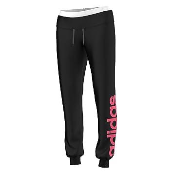adidas Performance - Pantalones de chándal para, Mujer, Negro, X ...