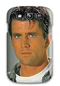 Special Skin Case Cover For Galaxy S3, Popular Mel Gibson Phone Case