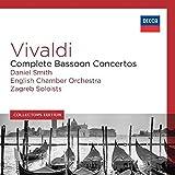 Vivaldi: Complete Bassoon Conc