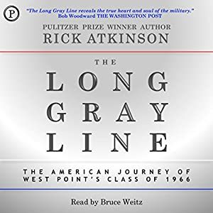 The Long Gray Line Audiobook