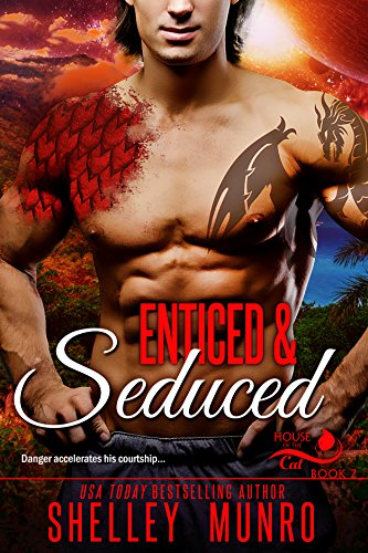 Enticed & Seduced (House of the Cat Book 7)