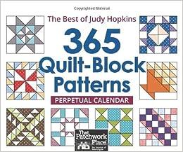 365 Quilt-Block Patterns Perpetual Calendar: The Best of Judy ... : 365 quilting designs - Adamdwight.com