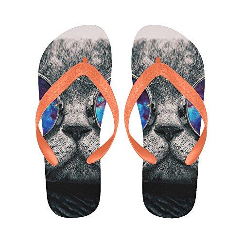 Interestprint Antislip Flip-flop Slippers, Etnische Indische Olifant Zomer Strand Slanke String Sandaal Outdoor Casual Schoenen Multi 19