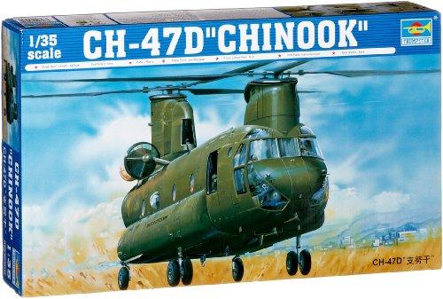Trumpeter 1:35 – Boeing Ch-47dchinook