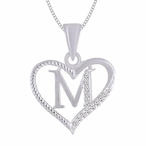 d30e17e636f9d Buy Kanak Jewels Diamond Studded Initial Letter
