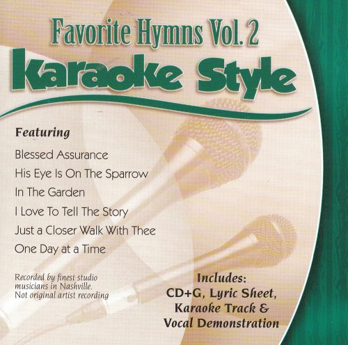 Daywind Karaoke Style: Favorite Hymns, Vol. 2