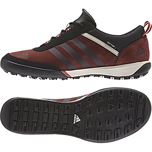 Adidas Outdoor 2015 Women's Daroga Sleek Hiking Shoes - B33143 (Fox Brown/Black/Tribe Orange - 6)