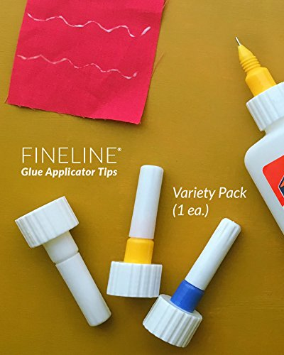 - Sewing Glue Tips for Glue Basting (Variety Pack)