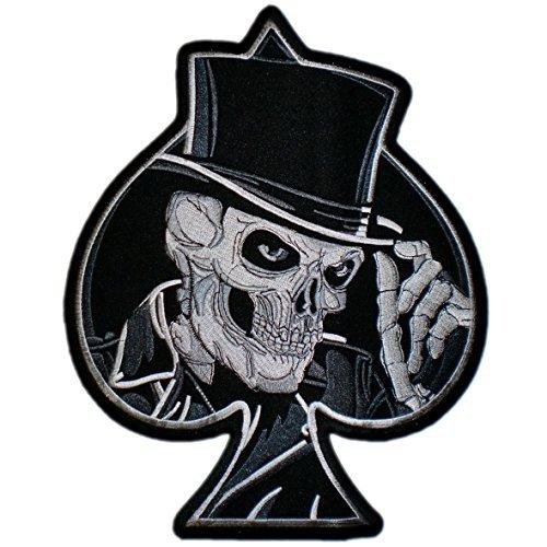 Skull Death Spade T-shirt Top - 11