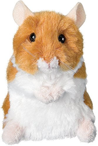 Douglas Cuddle Toys Plush Brushy Hamster 5