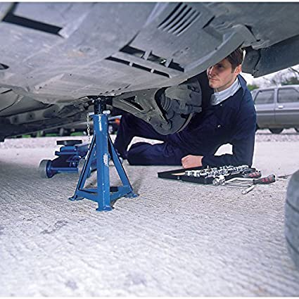 Draper 30881 Axle Stands Set of 2 3 t