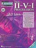 v ii - The Ii-V-I Progression - Jazz Play-Along Vol. 177 - Lesson Lab (Book/Audio Online) (Jazz Play-Along Lesson Lab)