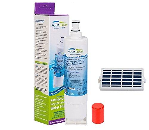 Aqualogis Compatible Cartucho de filtro de agua para nevera para ...