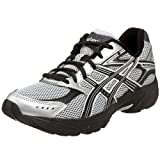ASICS Men's GEL-Strike 2 Running Shoe,Lightning/Black/Lightning,10.5 D US