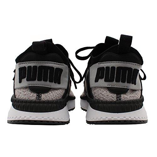 Puma Tsugi Jun White, Baskets Mixte Adulte, Noir Noir