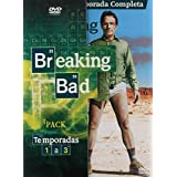 Breaking Bad, Temporadas 1-3