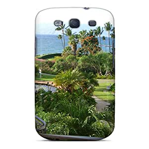 Hot Tpye The Shop At Wailea Maui Case Cover For Galaxy S3