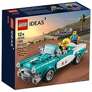 Lego 40448 Ideas Vintage 50's Car 189pcs – WeeDoo Toys