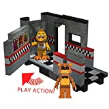McFarlane Toys Five Nights at Freddy's East Hall Medium Construction Set