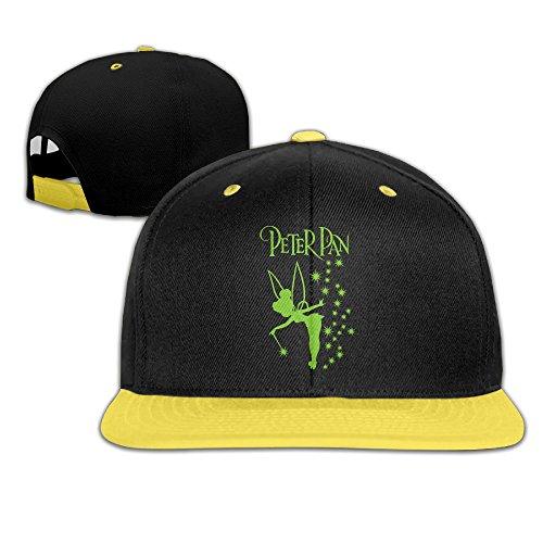 [Amone Peter Pa Boys&Girls Hiphop Baseball Cap Adjustable Cap Yellow] (Crazy One Direction Fan Costume)