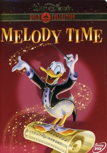 Melody Time (Disney Gold Classic Collection) from Buena Vista Home Video