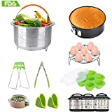 Eternal Home Compatible 12pcs Accessories Set Replacement for Instant Pot , Perfect