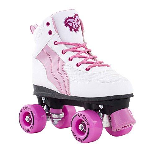 Rio Scooter Rio090, Skates Unisex Children, , 4 UK
