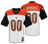 Cinncinnati Bengals Mens NFL Mid-tier Jersey, White