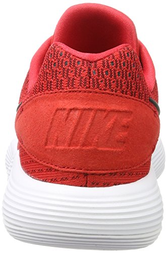 Hyperdunk Basketball University Chaussures Nike Homme 2017 Red Black de Red Team White Low Multicolore SwdXq8C