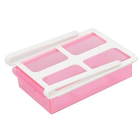 Estante de almacenamiento para nevera o congelador, organizador de ...