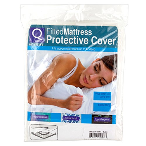 UPC 731015228973, bulk buys Queen Size Fitted Protective Mattress Cover, Not Applicable