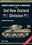 Armor Camouflage & Markings of the 2nd New Zealand Division, Part 2: Italy - Armor Color Gallery 2