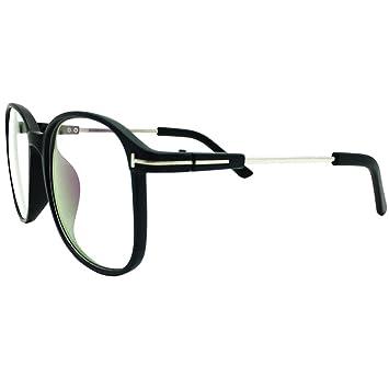 e02d80bd3fb8 Southern Seas Bifocal Reading Glasses D Shape Bifocals Mens Womens Readers  Matt Black Frames Eyewear  Amazon.co.uk  Health   Personal Care