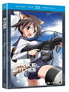 Strike Witches - Complete First Season (Blu-ray/DVD Combo)