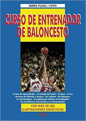 Curso de entrenador de baloncesto (Spanish Edition): Núria ...